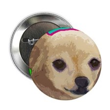 "large cafe chihua 2.25"" Button"