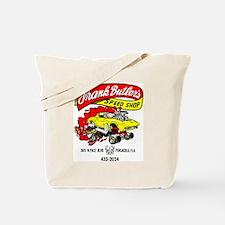 FrankButlersSpeedShop Tote Bag