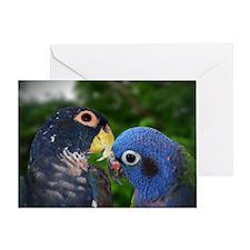 bronzebluepi Greeting Card