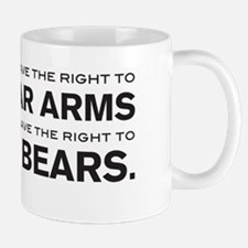 Bears_shirt-beararms Mug