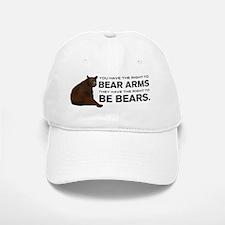Bears_shirt-beararms Baseball Baseball Cap