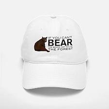 Bears_shirt-2_forest copy Baseball Baseball Cap