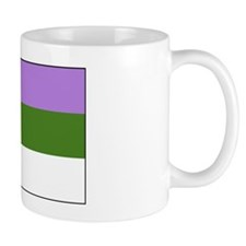 GQ flag Mug