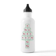 Tshirt_Ochemistry_BACK Water Bottle