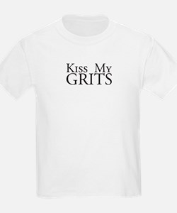 Kiss My Grits Alice Mel's Diner T-Shirt