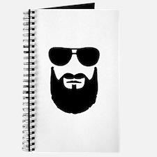 Full beard sunglasses Journal