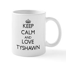 Keep Calm and Love Tyshawn Mugs