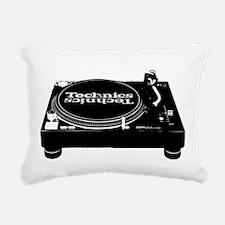 Untitled-1 Rectangular Canvas Pillow