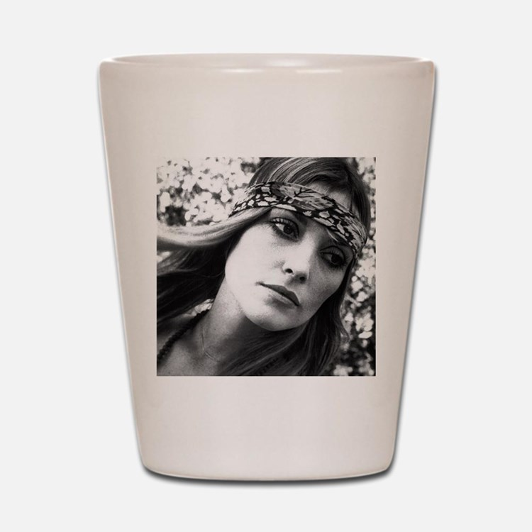 tate2 Shot Glass