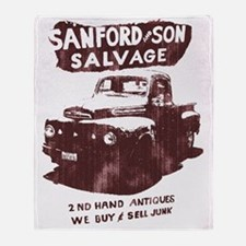 sanford and son Throw Blanket