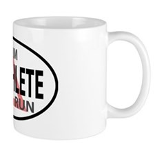 TRIATHLETE RUN BIKE SWIM Mug