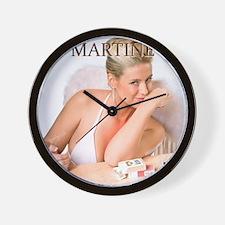 RGcal-2011_01-martine-vanhalen Wall Clock