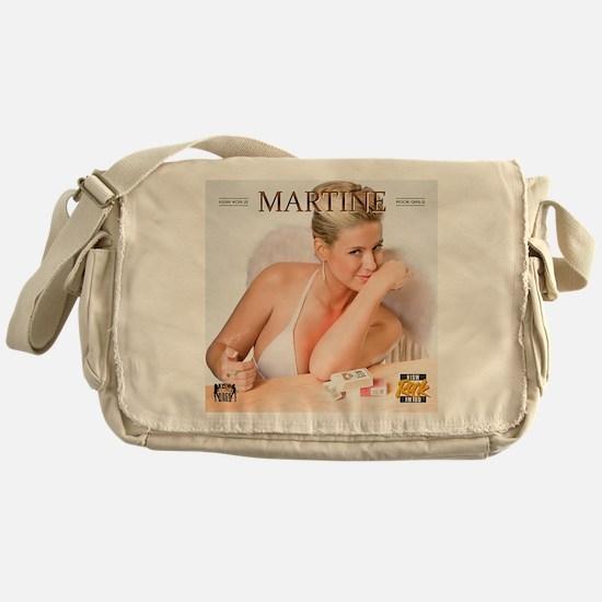 RGcal-2011_01-martine-vanhalen Messenger Bag