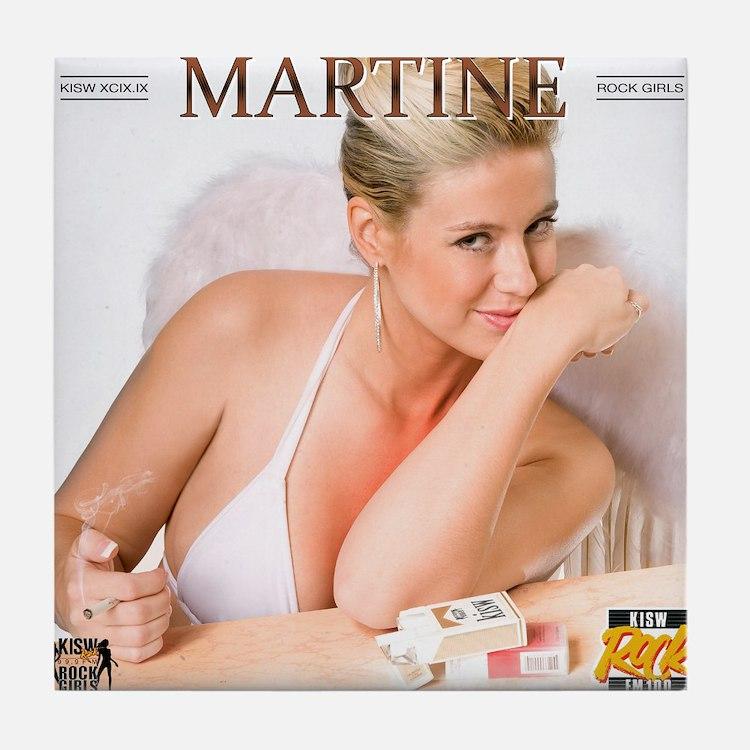 RGcal-2011_01-martine-vanhalen Tile Coaster