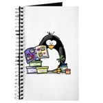 Scrapbook Penguin Journal