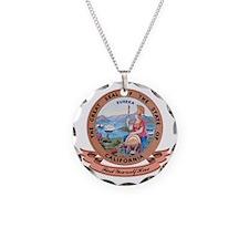 California Seal Necklace