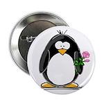 Pink Rose Penguin 2.25