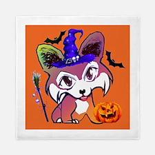 Halloween Corgi Queen Duvet