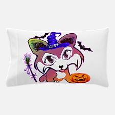 Halloween Corgi Pillow Case