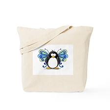 Blue Fairy Penguin Tote Bag