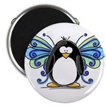 Blue Fairy Penguin Magnet