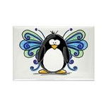 Blue Fairy Penguin Rectangle Magnet (100 pack)