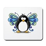 Blue Fairy Penguin Mousepad