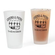 GroundPound_01 Drinking Glass