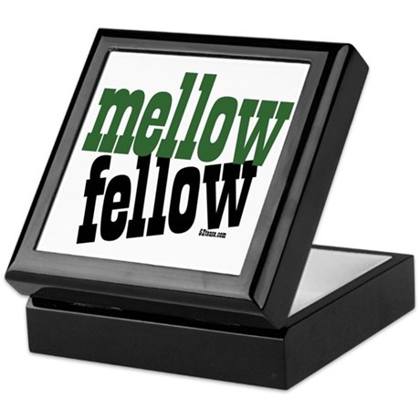 Mellow Fellow Keepsake Box
