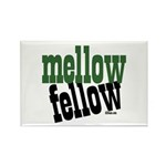Mellow Fellow Rectangle Magnet (10 pack)