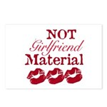 Not girlfriend... Postcards (Package of 8)