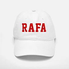 Rafa Boy Red Baseball Baseball Cap