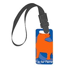 Ferret-iPhone3g Luggage Tag