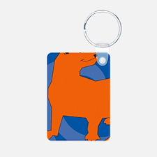 Ferret-iPhone3g Keychains