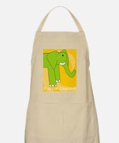 Elephant iPad Apron