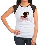 Dante Alighieri Women's Cap Sleeve T-Shirt