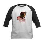 Dante Alighieri Kids Baseball Jersey