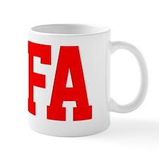 Rafa Blanket3 Small Mug
