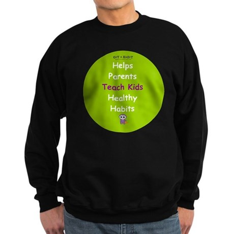 Sticker Star Sweatshirt (dark)