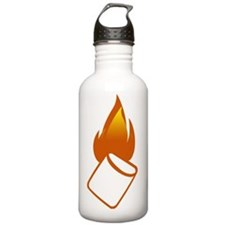 marshmallow copy Sports Water Bottle