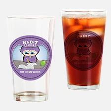 dohomework copy Drinking Glass