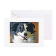Syds Friend Molly Greeting Card