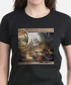 """Church in the Wildwood"" Fine Art Tee"