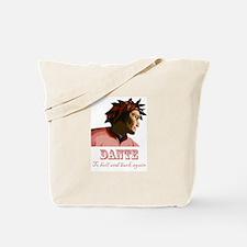 Dante Alighieri Tote Bag