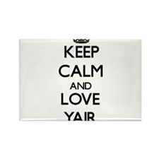 Keep Calm and Love Yair Magnets