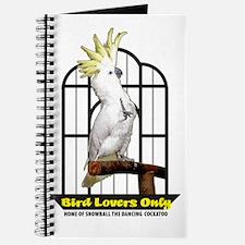 BirdLoversOnly LOGO Journal