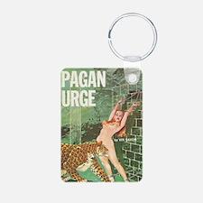 pagan urge Keychains