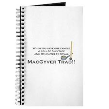 MacGyver Trad Journal
