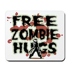 Free-Zombie-Hugs Mousepad