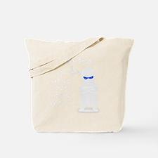 ninja warning dark Tote Bag